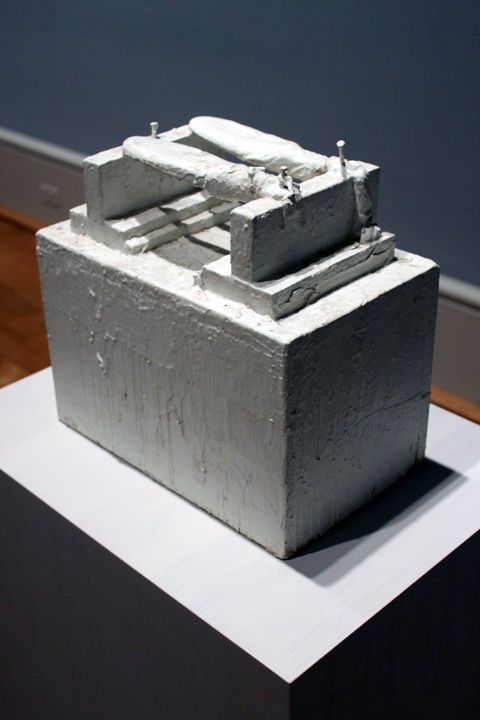 Cy Twombly untitled sculpture