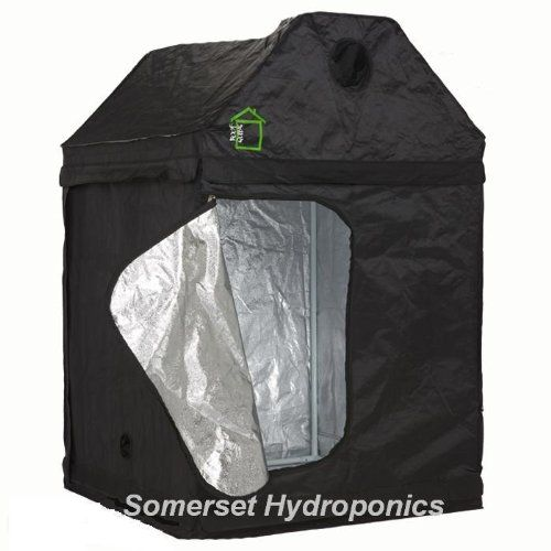 The Roof Qube grow tent is an amazing new grow tent specifically designed for attics and under stair grow areas with slanted roofs. These tents make the ...  sc 1 st  Pinterest & The Roof Qube RQ150 mk2 grow tent is an amazing new grow tent ...