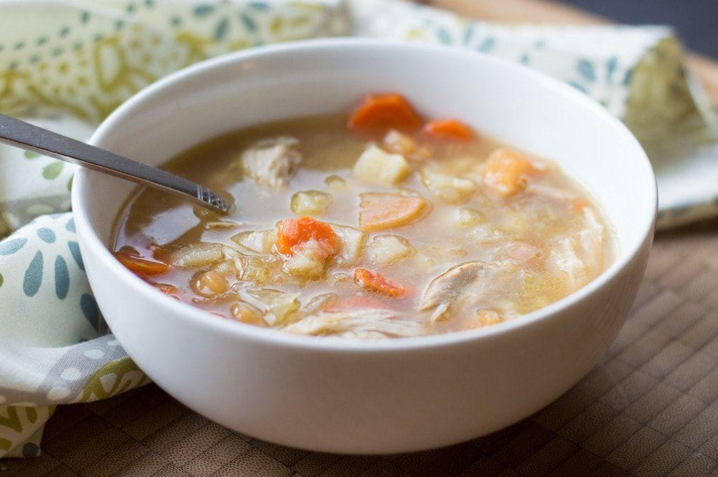 Pressure Cooker Chicken Drunstick Soup Recipe plus 24 more Paleo Instant Pot recipes