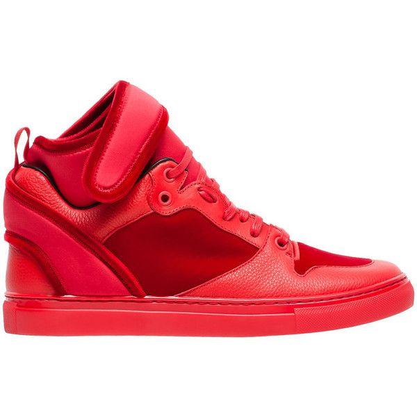 Balenciaga Neoprene High Sneakers (€360