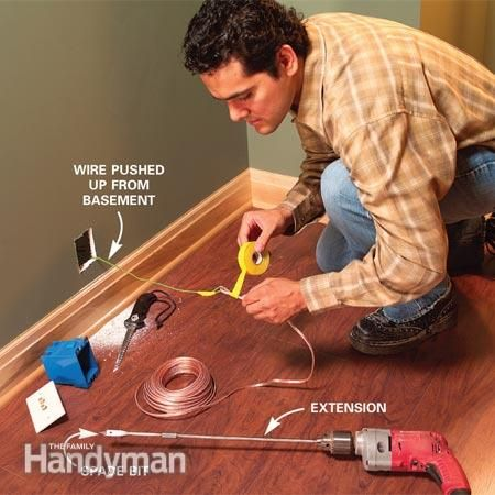how to hide wiring speaker and low voltage wire speakers hide rh pinterest com Wiring Basement Wall Finish Basement Wiring