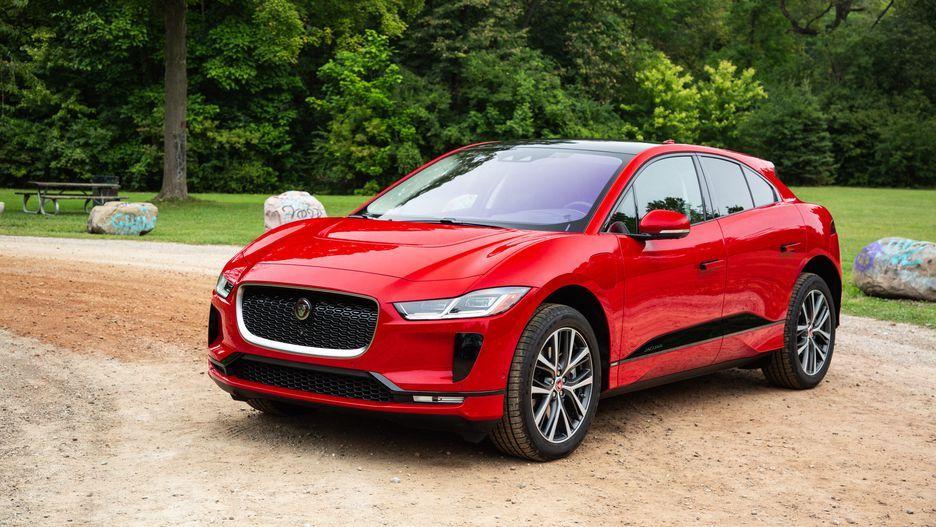 2020 Jaguar I Pace A Spunky Electric Cat Luxury Car Brands Jaguar Car