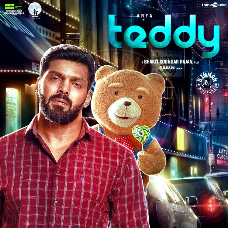 Teddy [2020-DIGITALRip-WAV] Songs, movie songs, Teddy