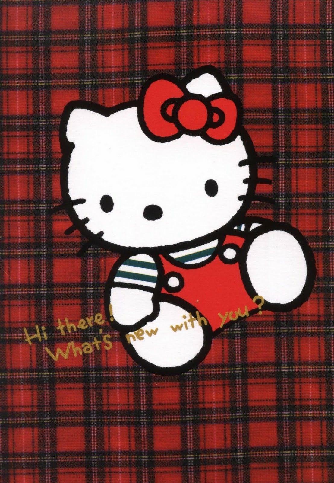 Hello Kitty | Carte Postale | キティ