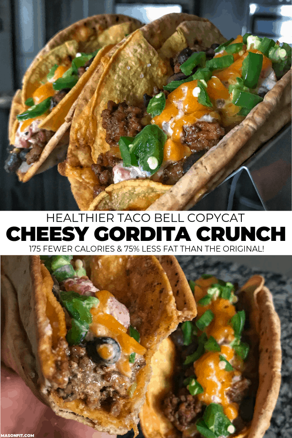 Double Cheesy Gordita Crunch Calories : double, cheesy, gordita, crunch, calories, Nutrition, Cheesy, Gordita, Crunch, Propranolols