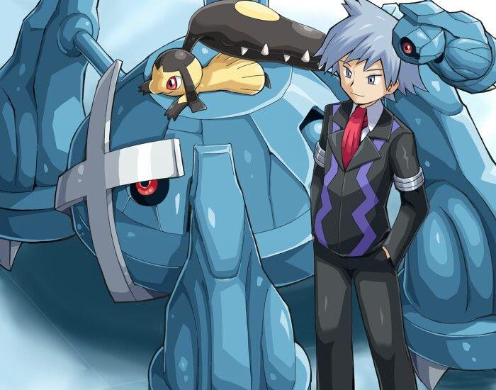 Steven Stone Metagross Mawile Amp Beldum Pokemon On