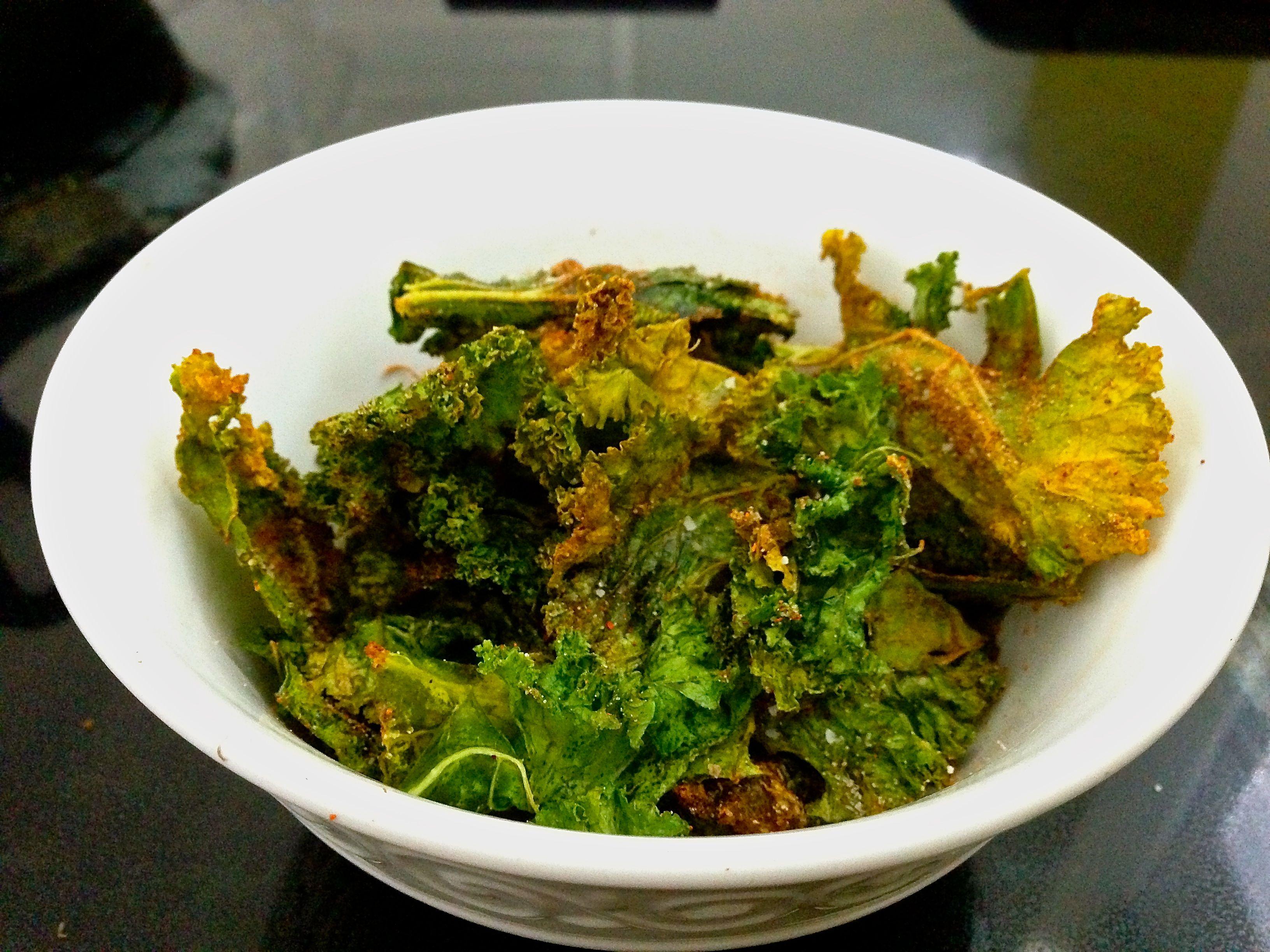 Pin by Kelsey Gossett on Superb Snacks Kale chips