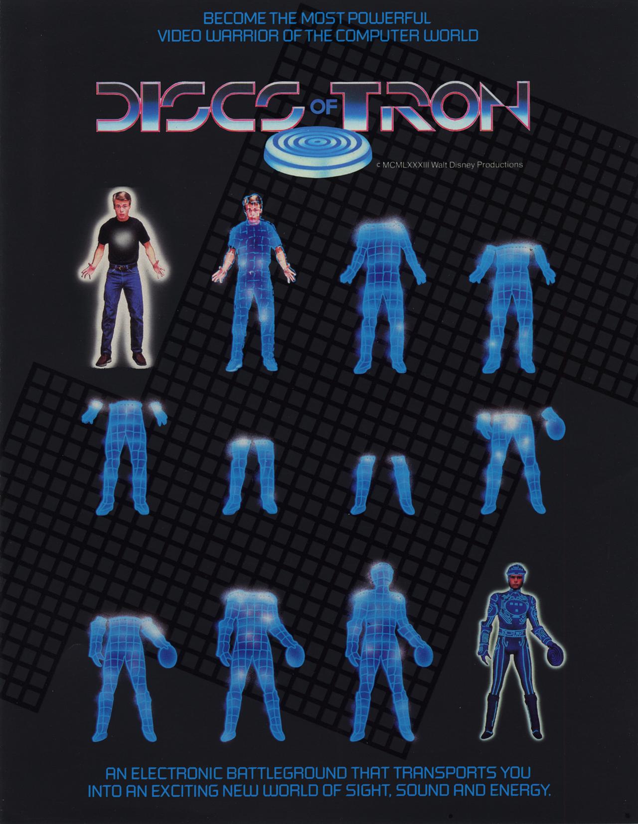 Discs of Tron