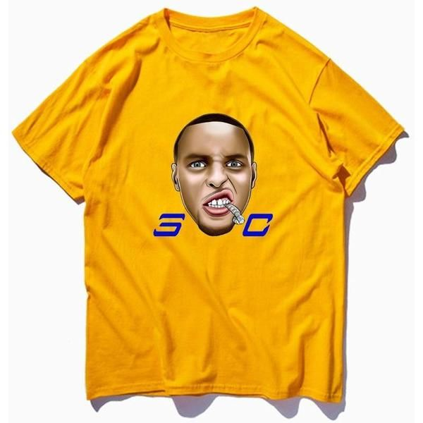 3D Stephen Curry T Shirt