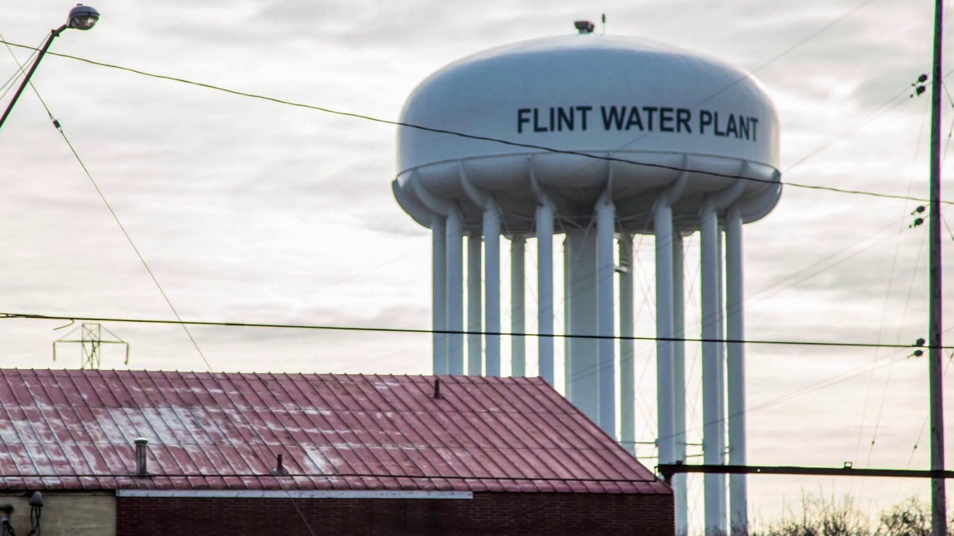 Flint preparing to sue state of michigan over lead tainted