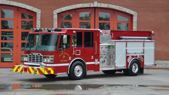 Ferrara—Henry County (GA) Fire Department, two rescue
