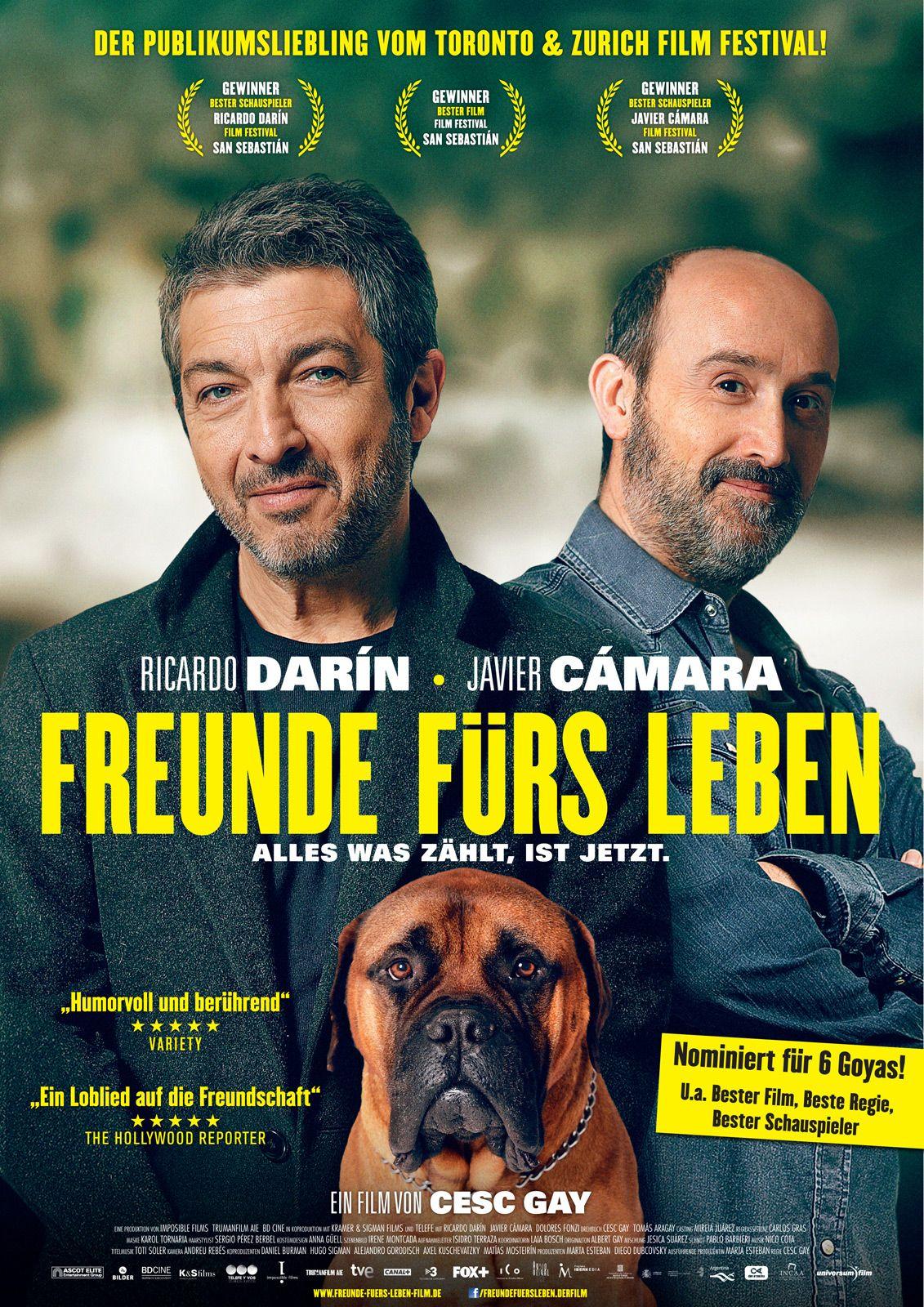 Freunde fürs Leben - Film 2015 - FILMSTARTS.de | Filme | Pinterest ...