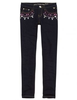 2. Justice for Girls Pyramid Stud Destroyed Boot Cut Jean - 7 Cute ...