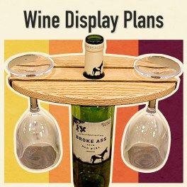Wine Bottle Glass Display Template Wine Bottle Glass Holder Wine Bottle Glass Wine Display