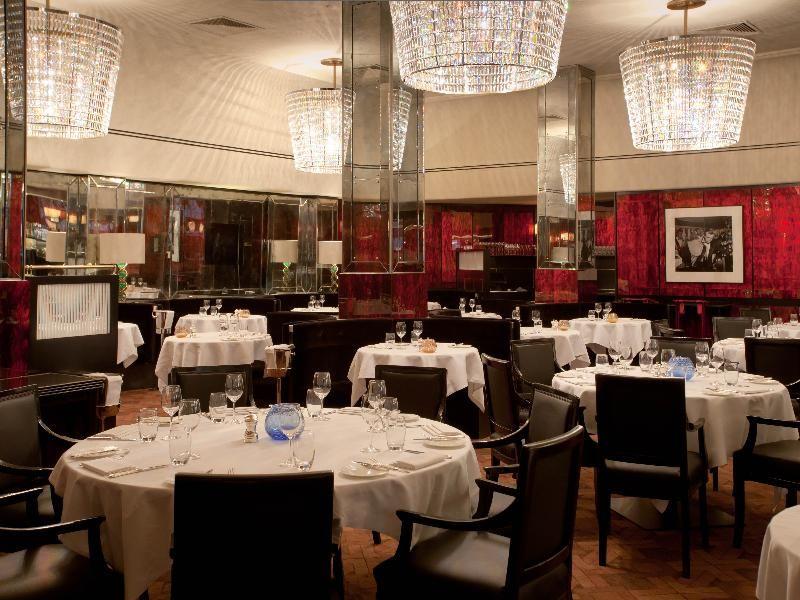 The Savoy Grill- glamorous 1920's decor