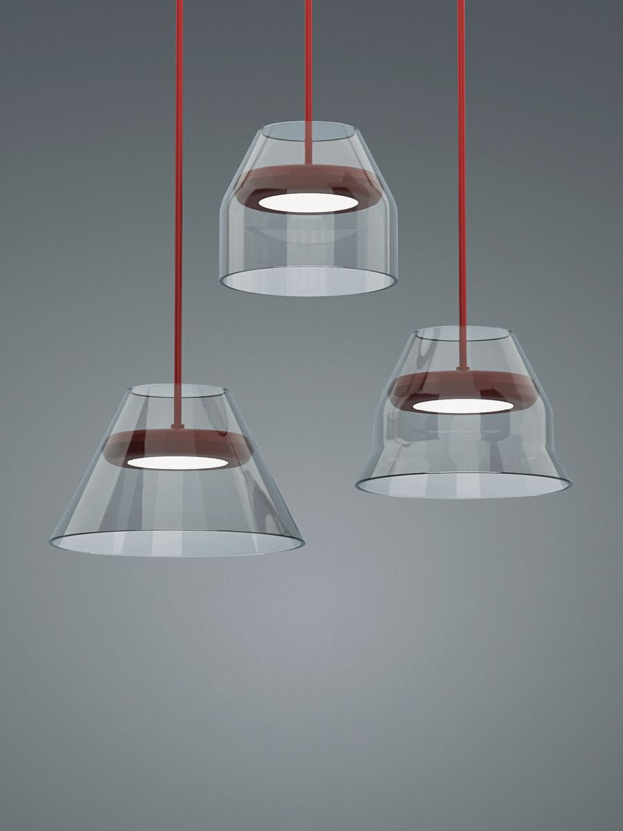 La Chance unveiled two suspension lights by French designer ...