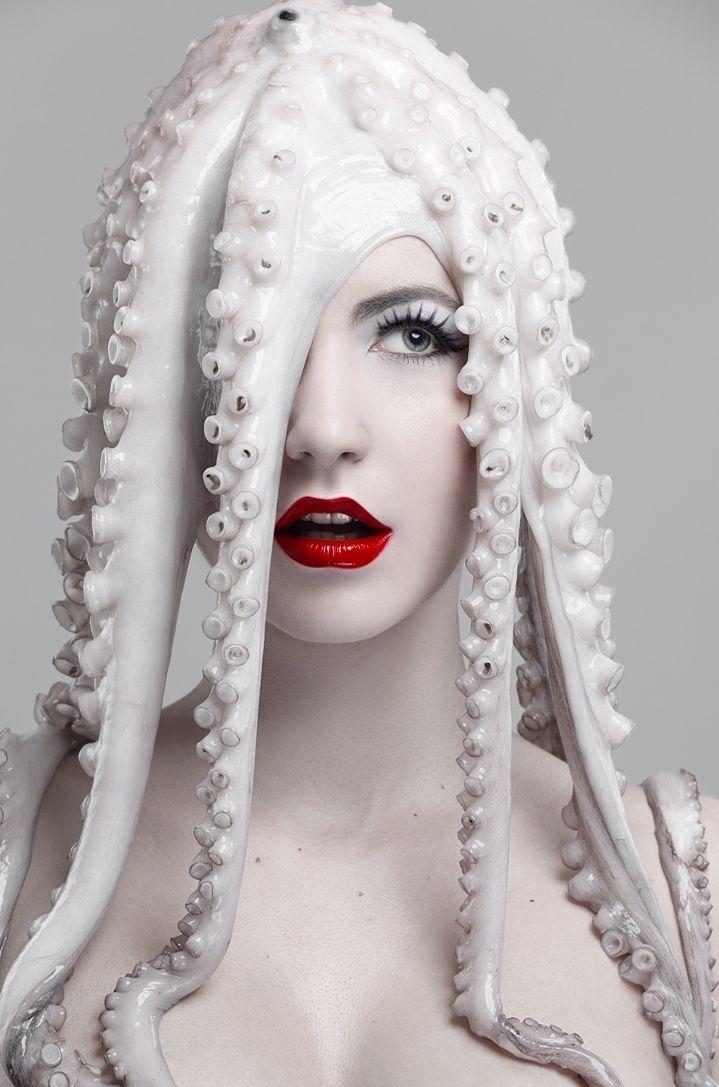 Kraken Lippen