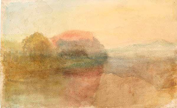 Poetic Painters Turner And Helen Frankenthaler William Turner