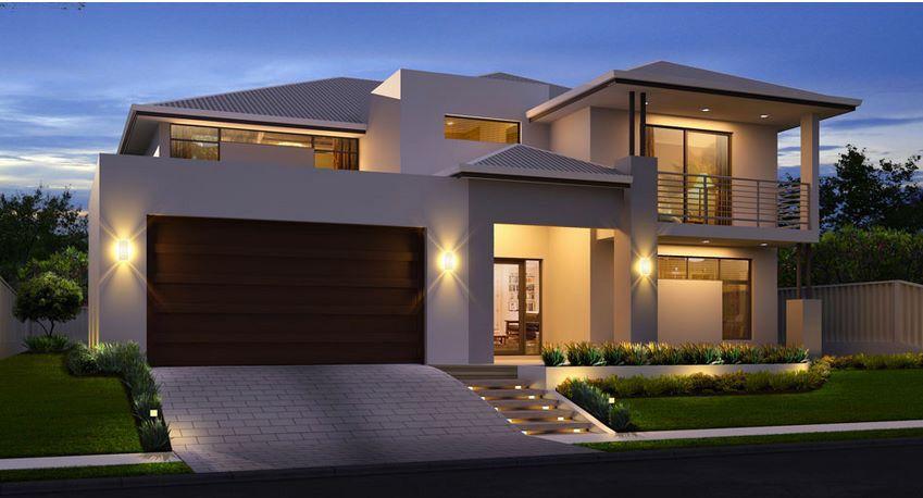 Casa Por Fuera Fachada De Casas Bonitas Planos Arquitectonicos De Casas Casas Enormes