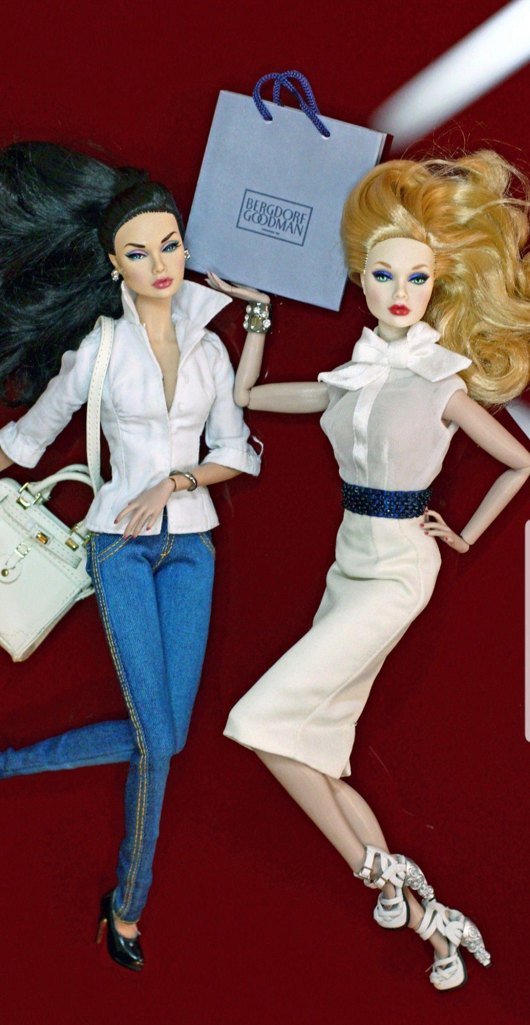 Pin by Rubee-Lynn Quiwa on all poppy parker 2   Barbie clothes, Barbie  fashion, Fashion royalty dolls