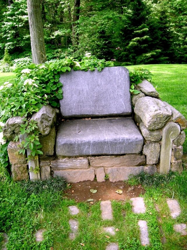 Unusual Garden Chair Heavy Duty Lift Recliner 20 Ideas For Sculptures To Make Your Own Gardeny
