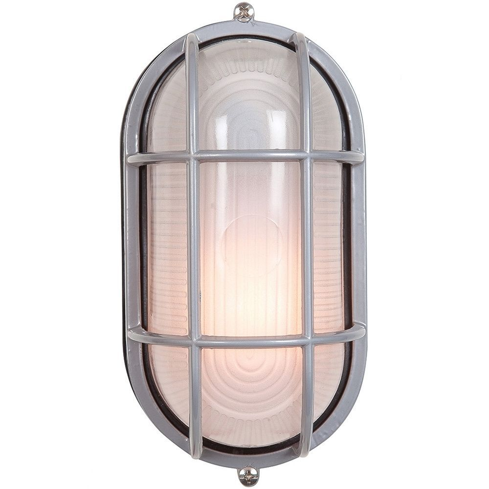 Access lighting nauticus light grid bulkhead satin frosted