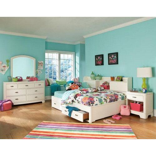 found it at wayfair - park city platform customizable bedroom set