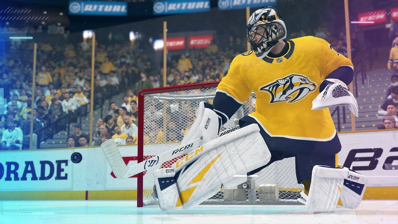 NHL 21 Out in October, No NextGen Versions Coming IGN