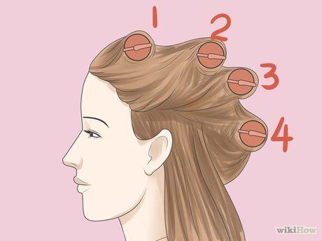 use hair rollers sch nheit locken machen frisuren und. Black Bedroom Furniture Sets. Home Design Ideas