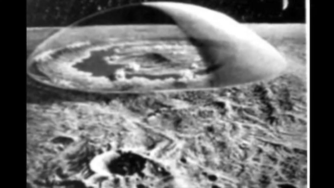 【都市伝説】月面で発見された謎のオーパーツ