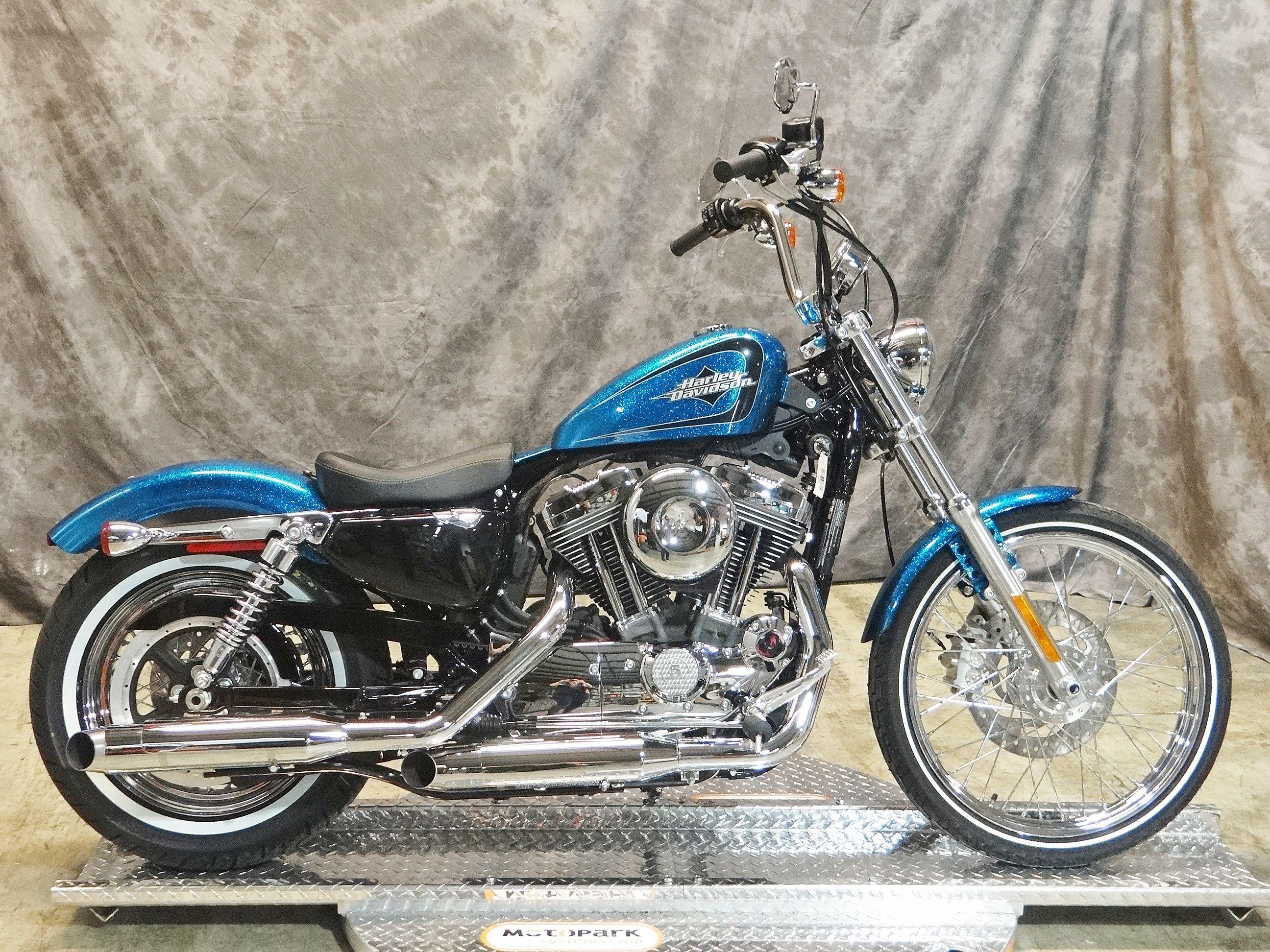 2015 Harley Davidson Sportster 72 In Hard Candy Cancun Blue Flake Harleydavidsonsportstergirls