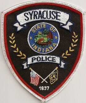 """3/"""" Police brodé militaire patch"""