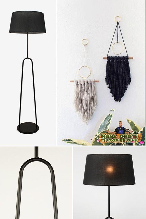De strakke, eenvoudige lijnen zorgen voor een lamp waar niets teveel ...