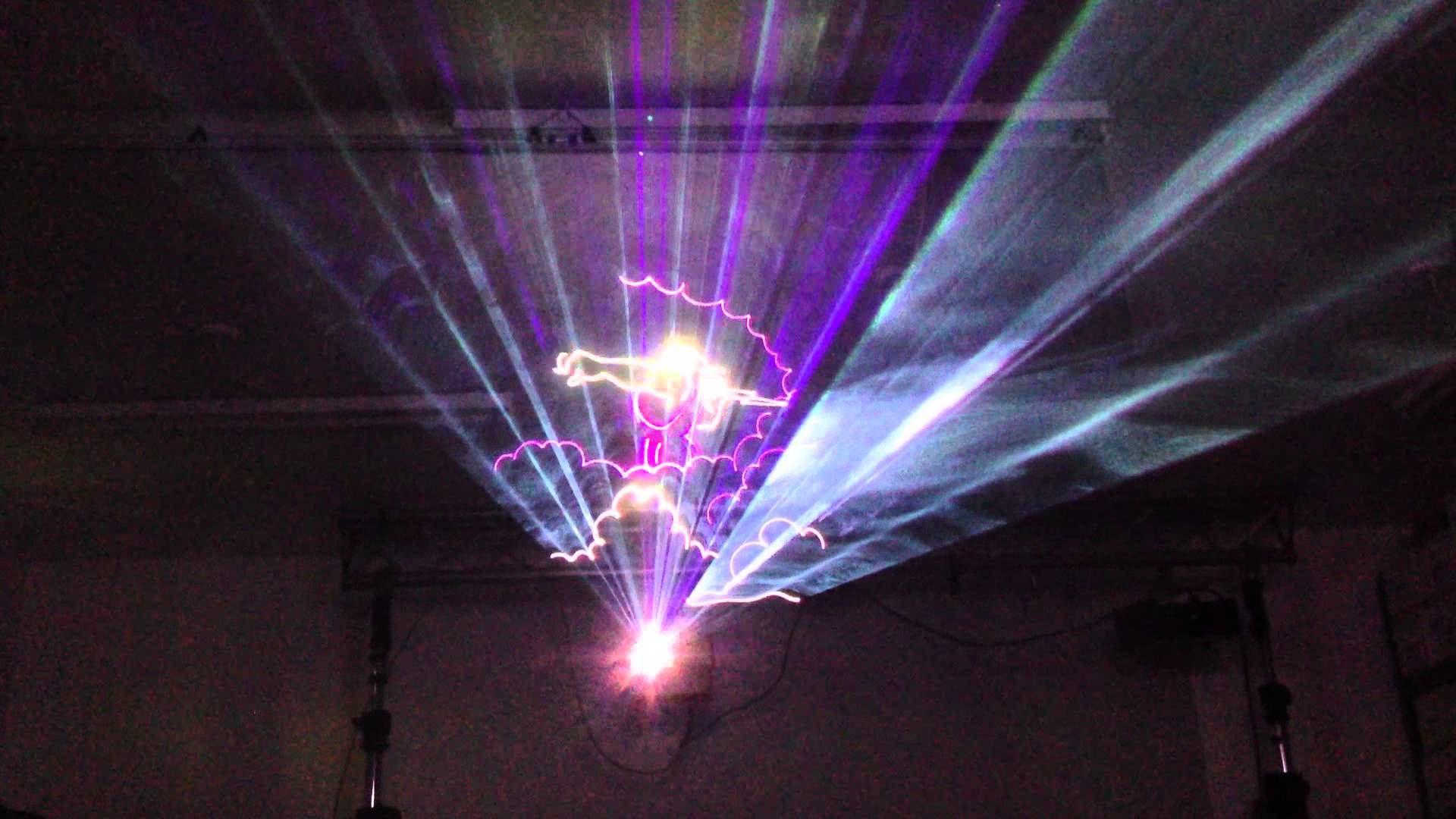nrg 3000 rgb mini pro ilda 30k laser light projector. Black Bedroom Furniture Sets. Home Design Ideas