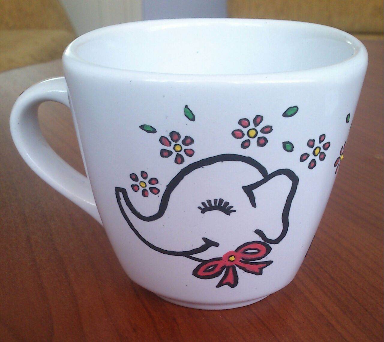 Porselen Bardak Boyama Tavsiye Tableware Mugs Ve Kitchen