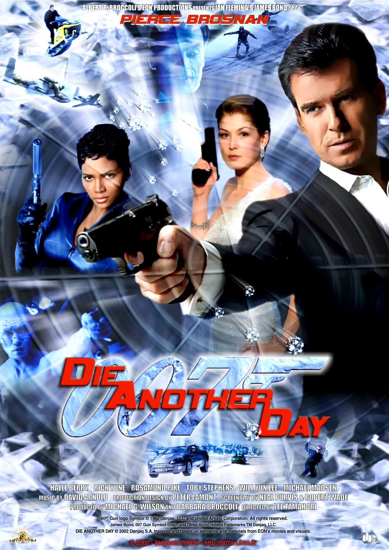 Die Another Day Poster 6 Cartaz