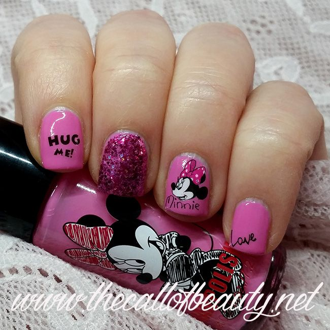 The Call of Beauty: ABC Challenge: H&M Pink (MInnie) Mouse