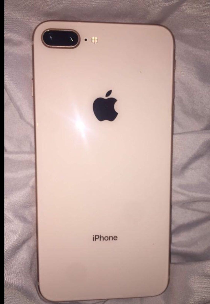 Iphone 8 Plus For Sale In Perfect Condition Gold 64gb Including Headphones And Jack Carrier Is Tfw Can Be Unlocked Iphone Iphone 8 Plus Iphone 8