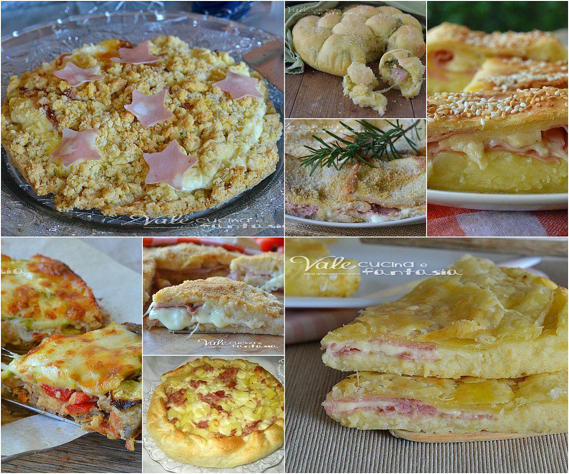 Ricette di torte salate per natale ricette varie for Ricette torte facili