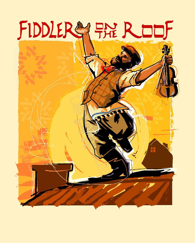 Fidler On The Roof Kunst