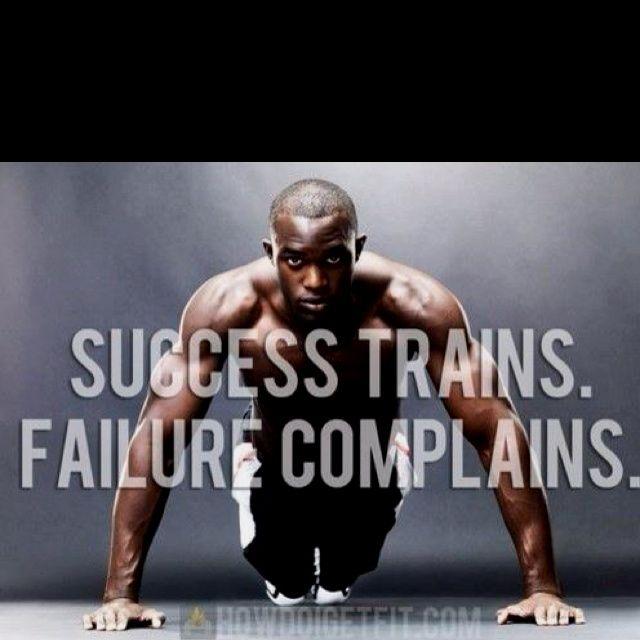Great fitness quote  - http://myfitmotiv.com - #myfitmotiv #fitness motivation #weight #loss #food #fitness #diet #gym #motivation