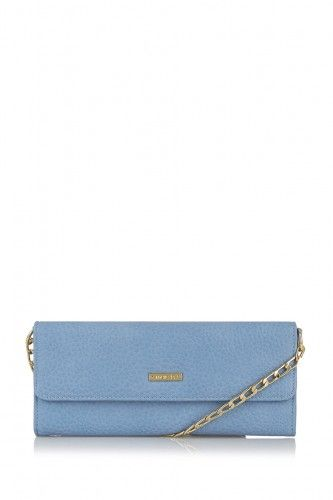 The Tatum is a structured multi-functional cross body bag, both a clutch and a…