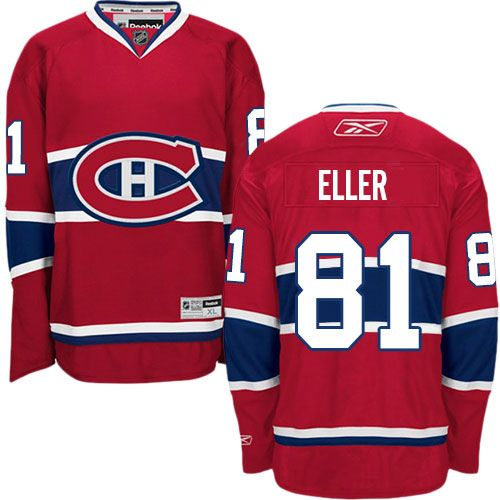 Lars Eller Jersey-Buy 100% official Reebok Lars Eller Men's Authentic Red  Jersey NHL