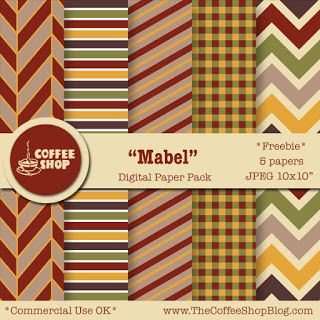 Saturday's Guest Freebies ~ The Coffee Shop Blog  ✿ Follow the Free Digital Scrapbook board for daily freebies: https://www.pinterest.com/sherylcsjohnson/free-digital-scrapbook/ ✿ Visit GrannyEnchanted.Com for thousands of digital scrapbook freebies. ✿