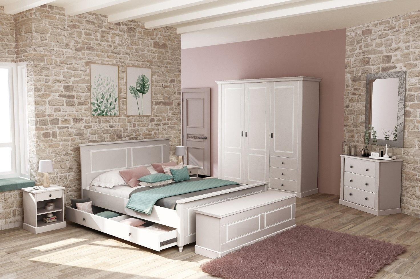 Trend Meuble Chambre Adulte But