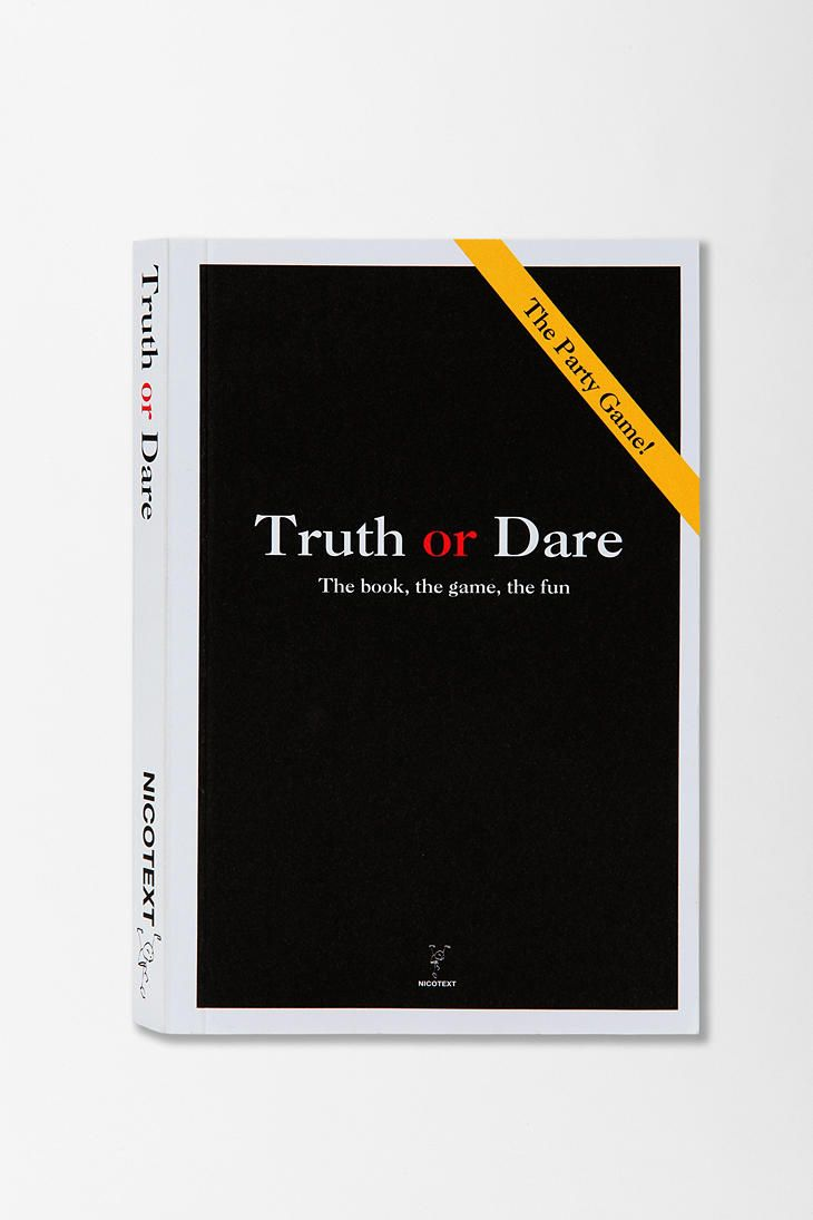 $9.95 Truth Or Dare By Nicotext @Courtney Webber for soiree's  hhahaah