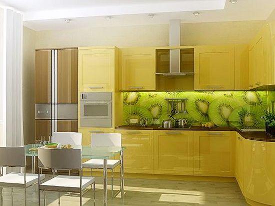 Küchenrückwand-fliesenspiegel-Acrylglas.jpg (550×411) | küche ideen ...
