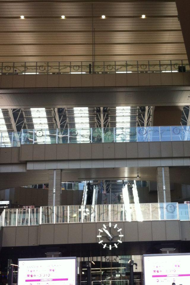 Osaka station(JR)