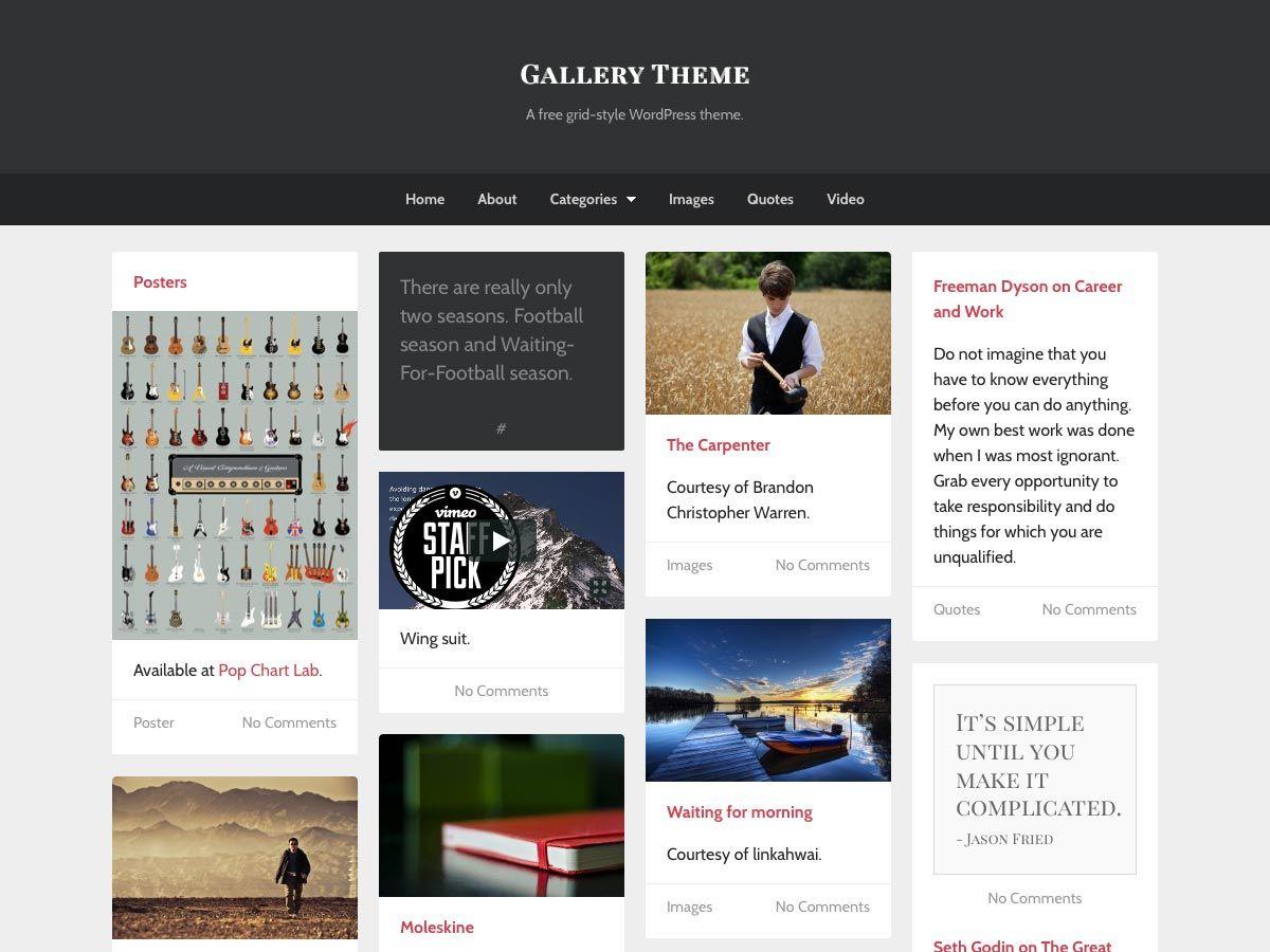 80 awesome new WordPress themes | Wordpress