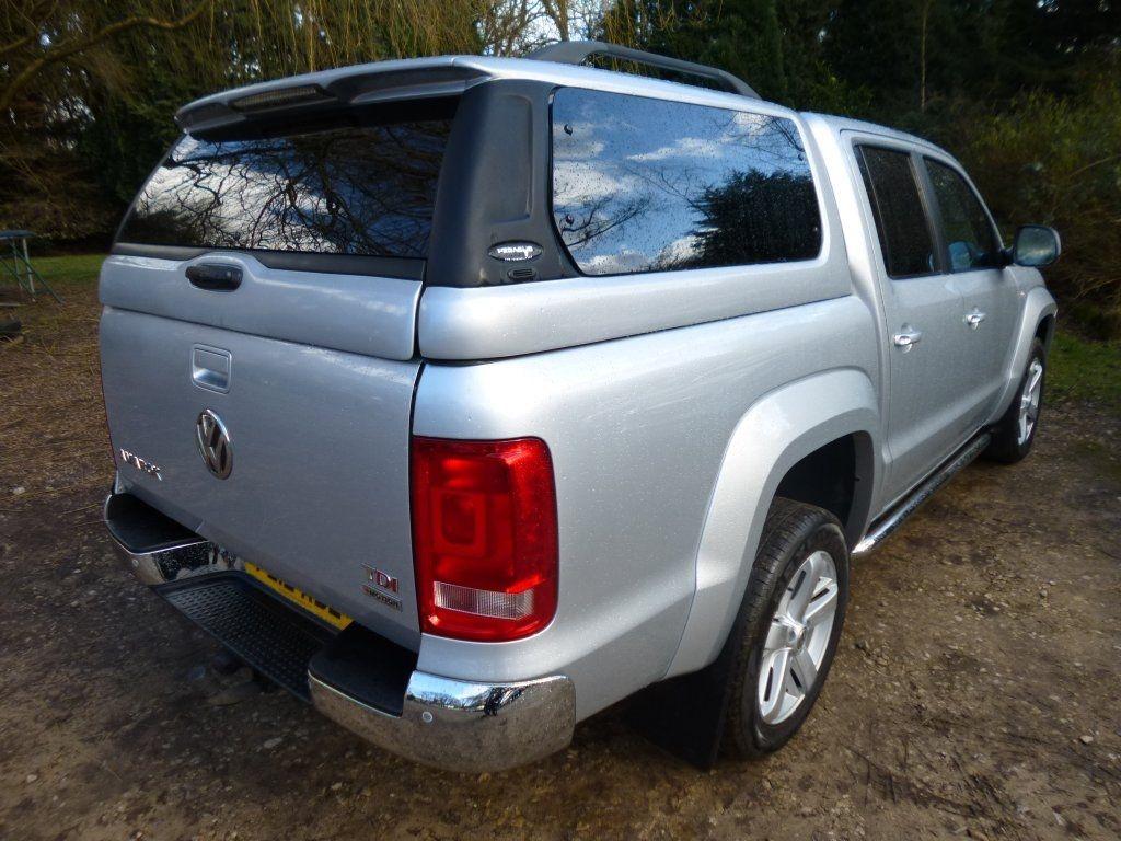 Volkswagen Amarok 2 0 Bitdi Highline Sel Pickup 4motion 4dr 3 17t